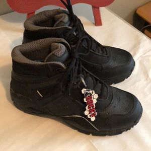 Rocky Black Hiker Boots